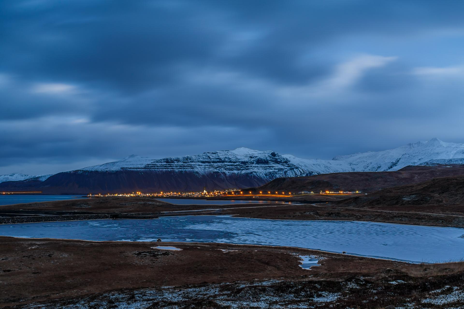 Grundarfjoerður-Fjord