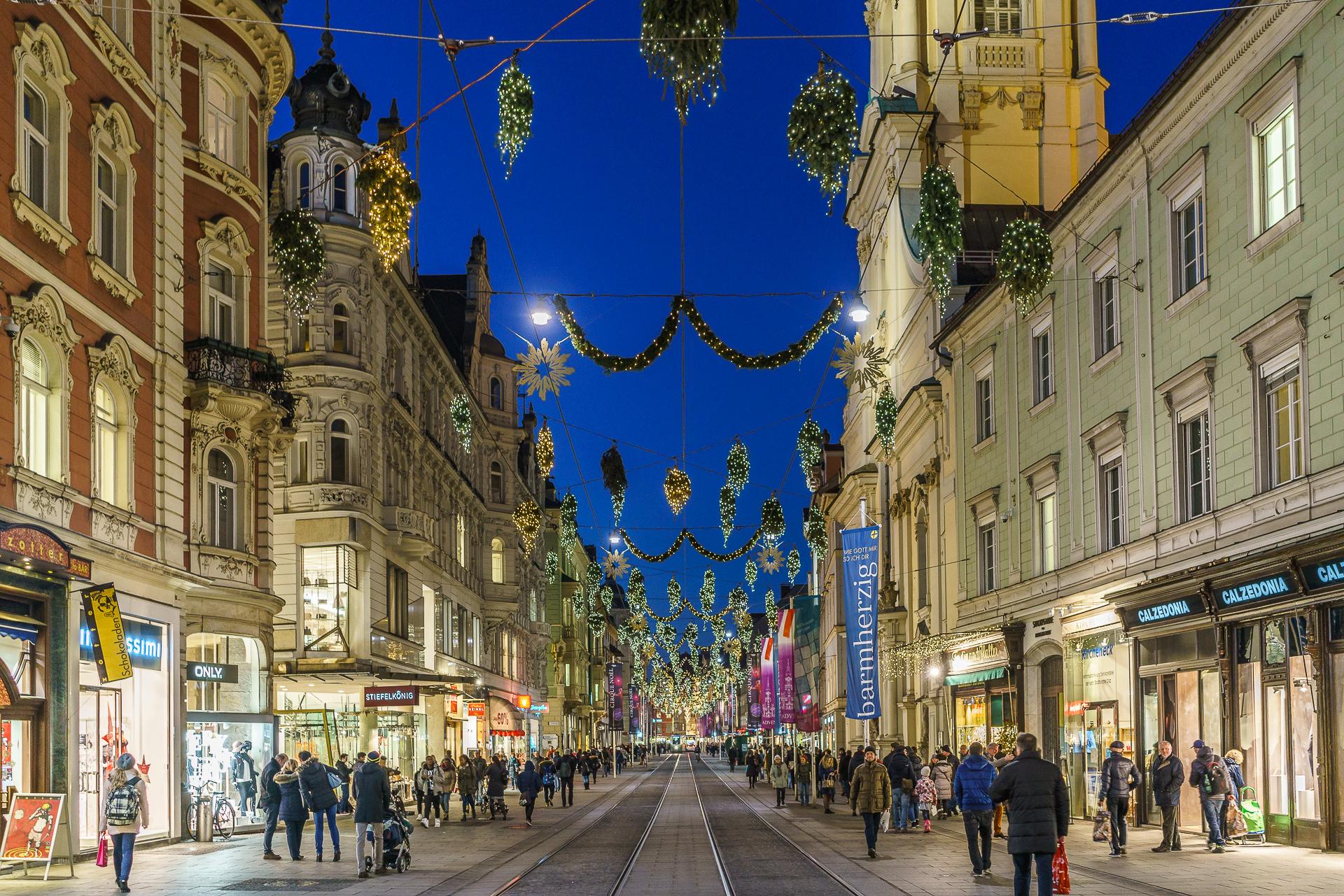 Herrengasse-Graz