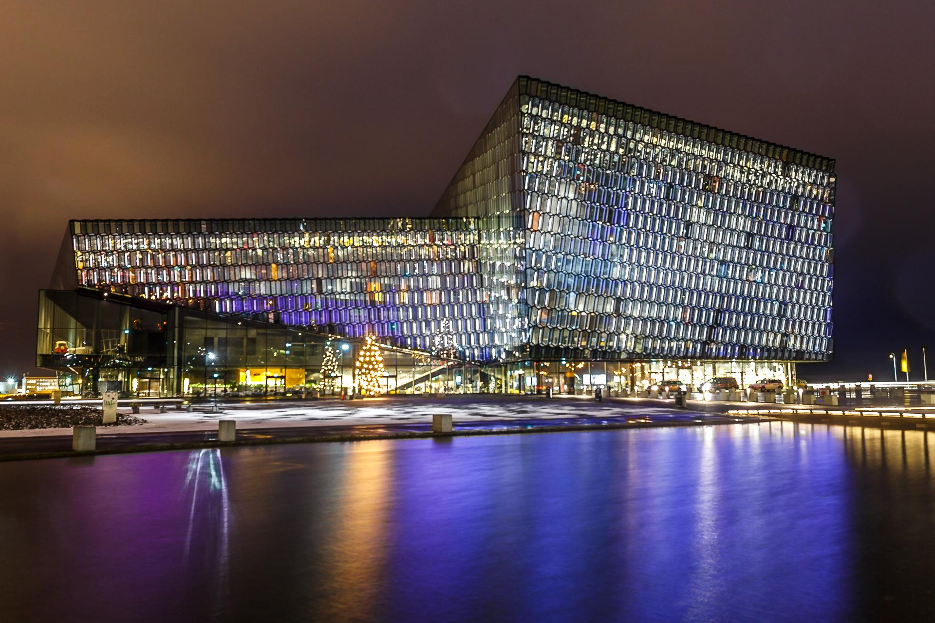 Konzerthaus-Harpa-Reykjavik
