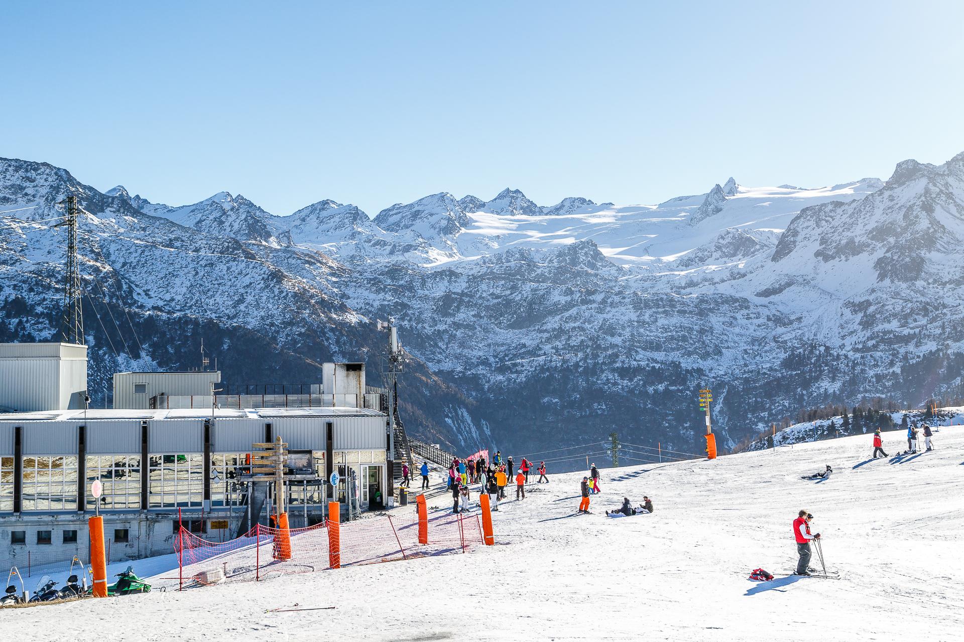 La-Thuile-Skigebiet