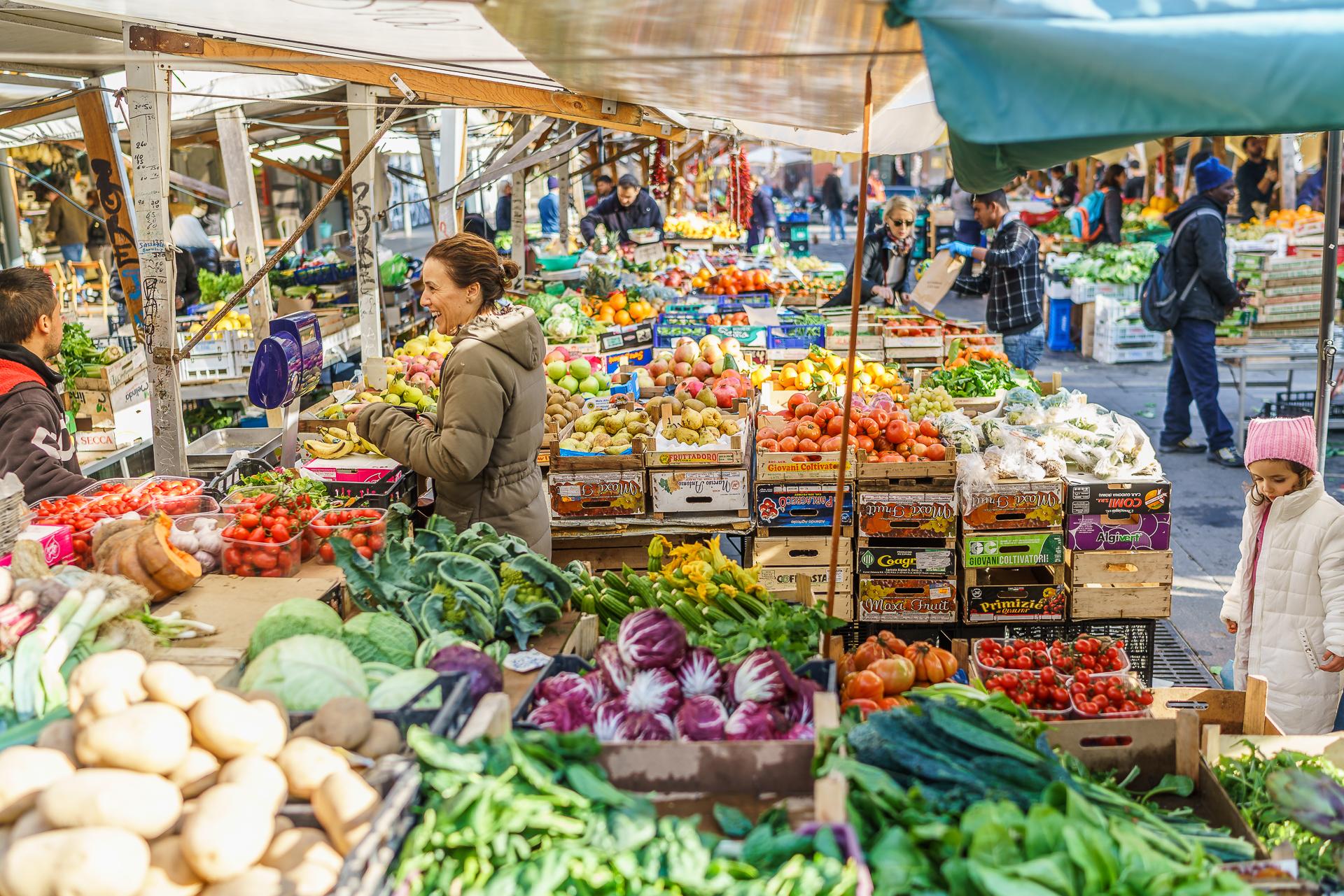 Markt-Trastevere