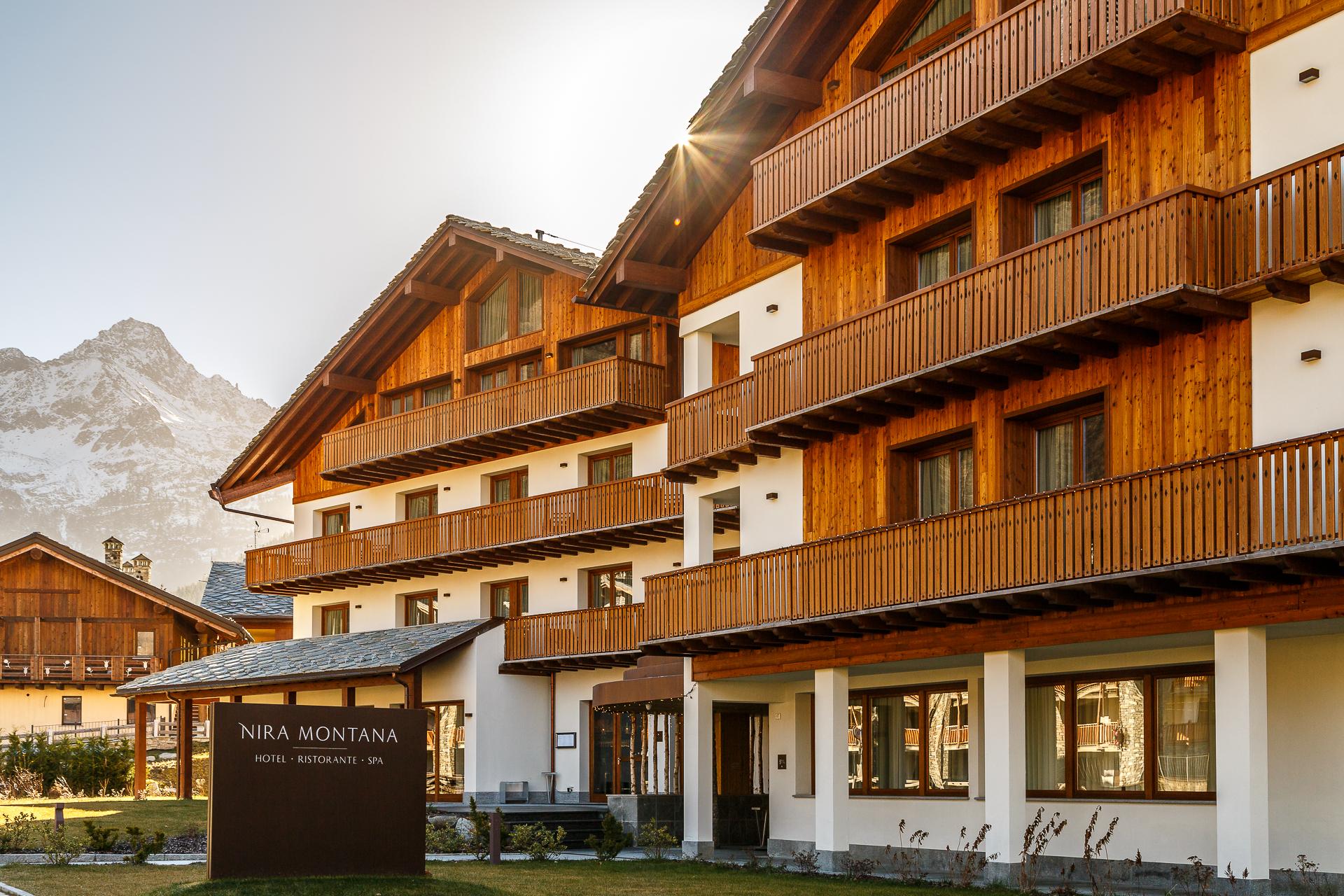Nira montana la thuile skiweekend mit stil reisetipps for Designhotel skigebiet