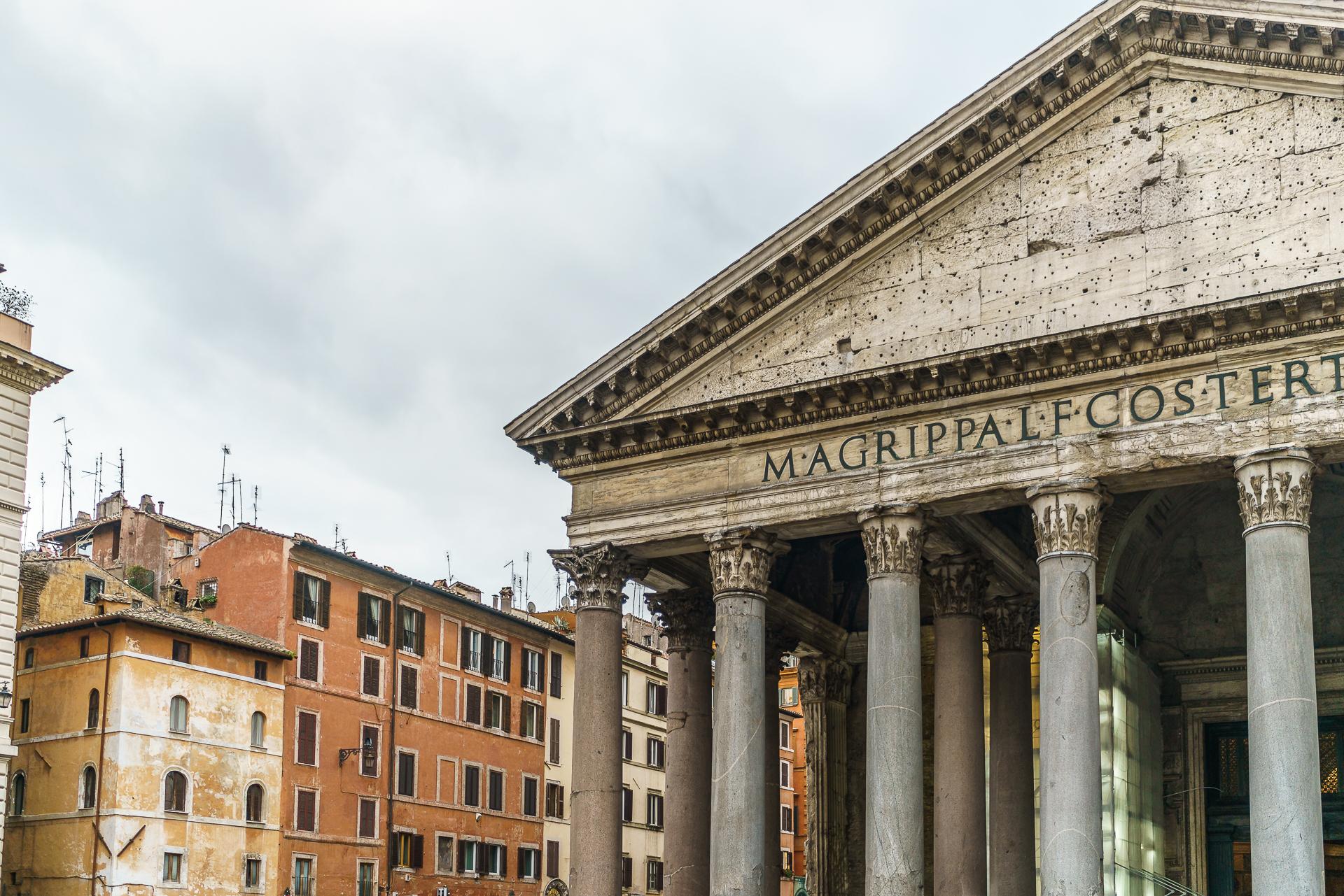 Pantheon-Rom