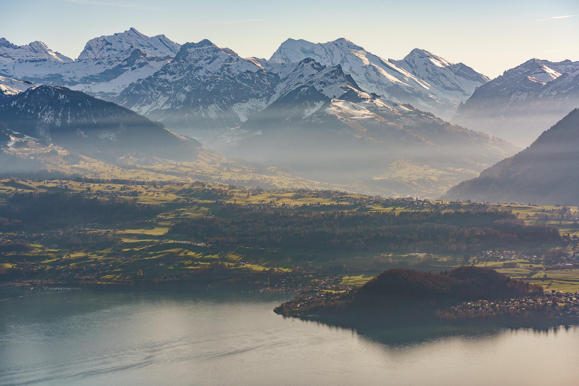 Thunersee-Berner-Oberland