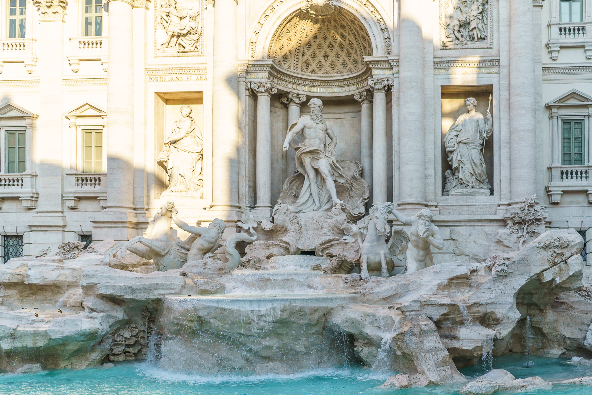 Trevi-Brunnen-Rom