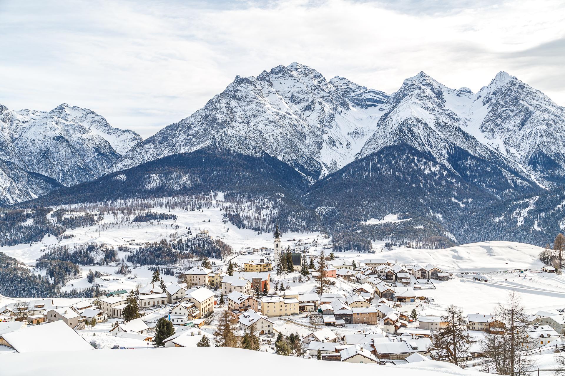 Ftan-Winter