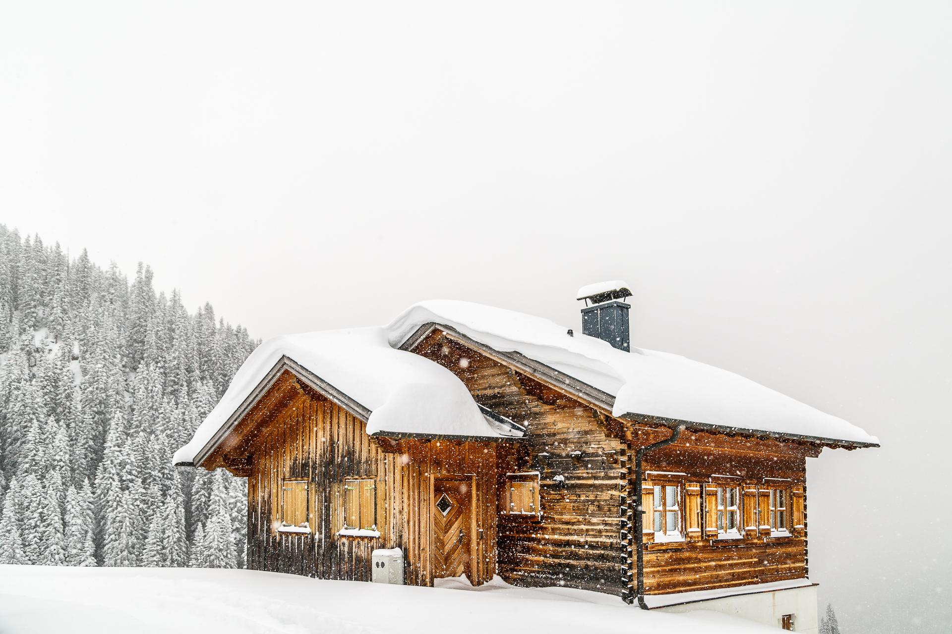 Gargellen-Skihuette