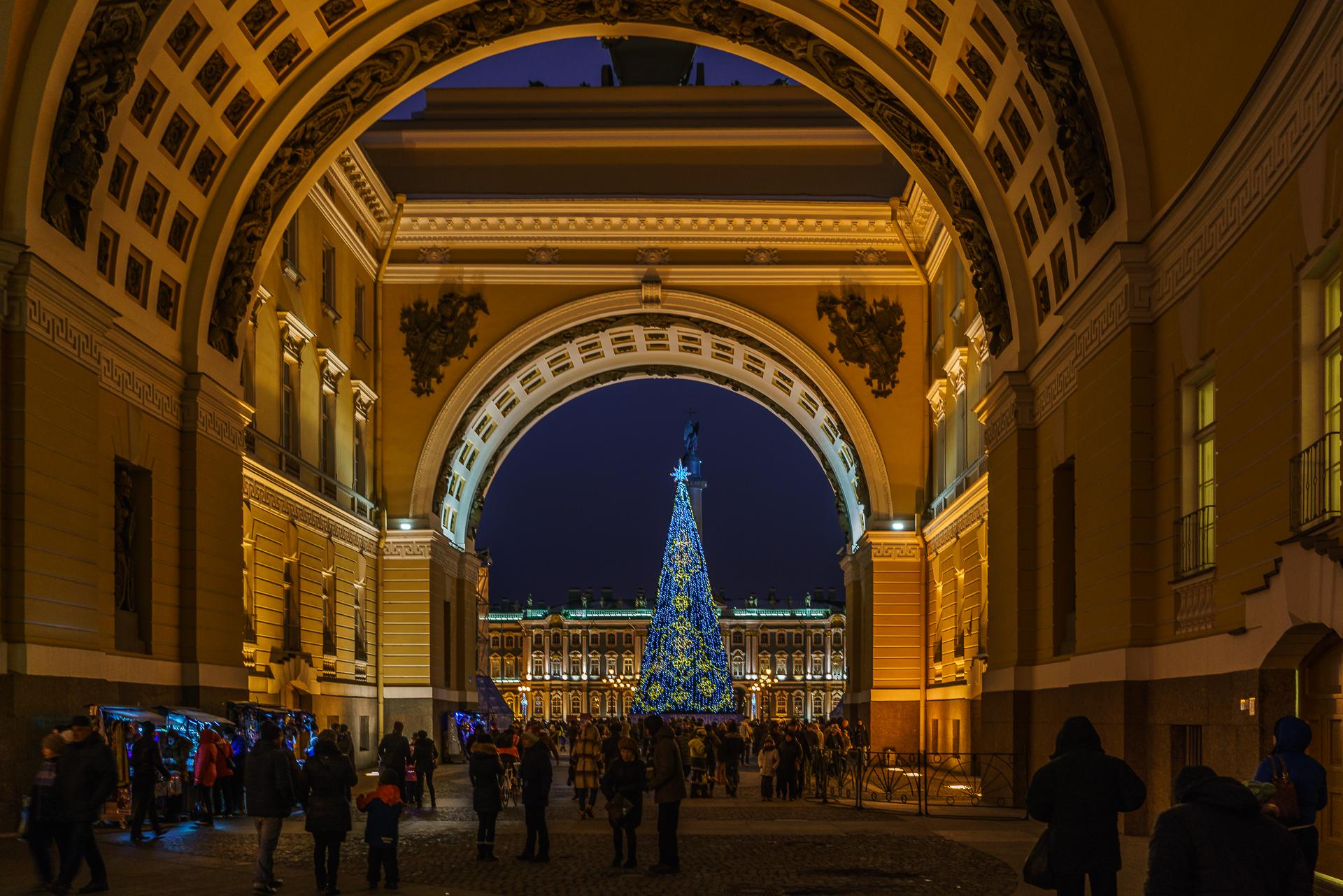 Generalstabsgebaeude-Sankt-Petersburg