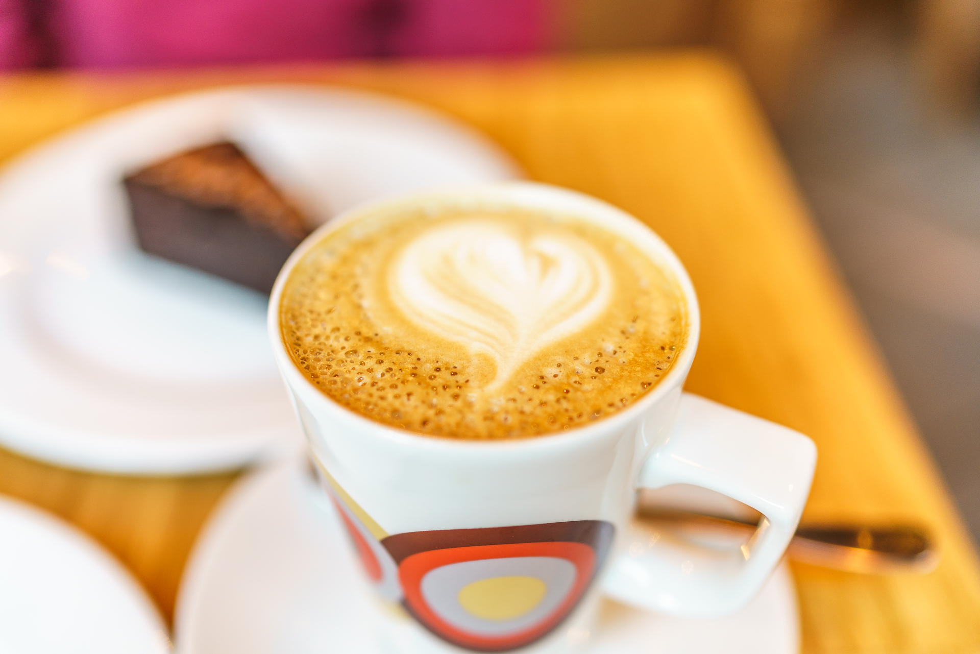 Kaffee-Sankt-Petersburg