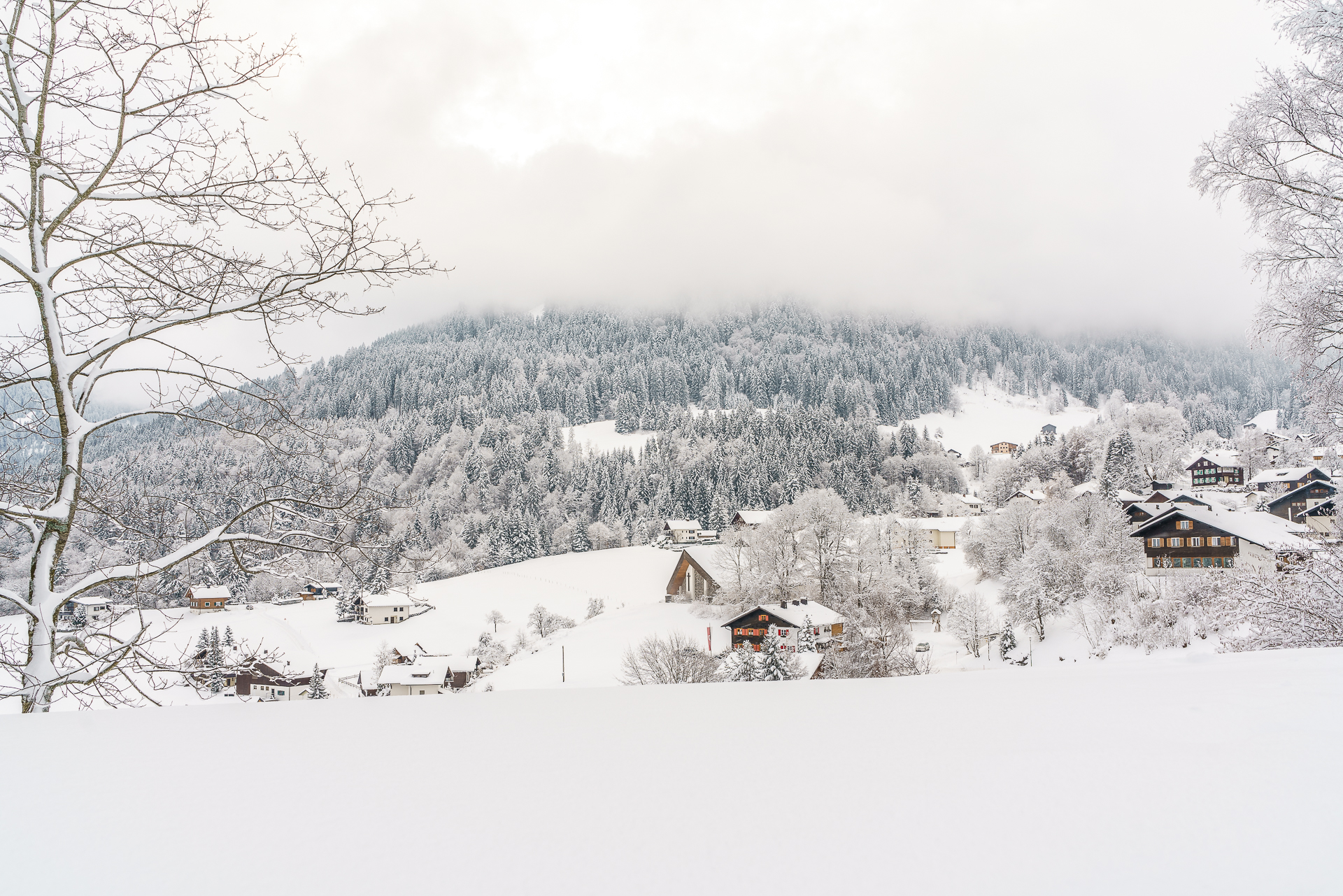 Latschau-Montafon
