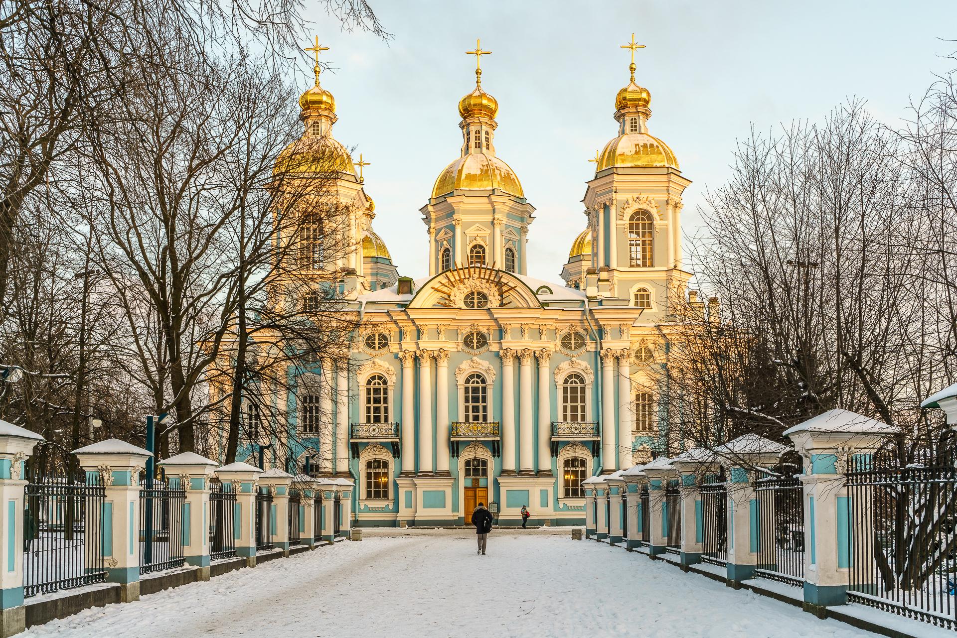 Nikolaus-Marine-Kathedrale-Sankt-Petersburg