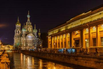 Reiseguide - Sankt Petersburg im Winter