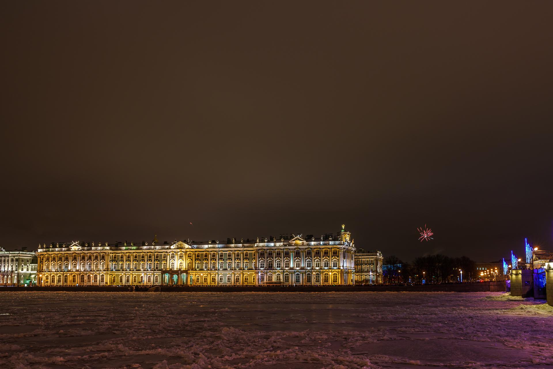 Sankt-Petersburg-Silvester