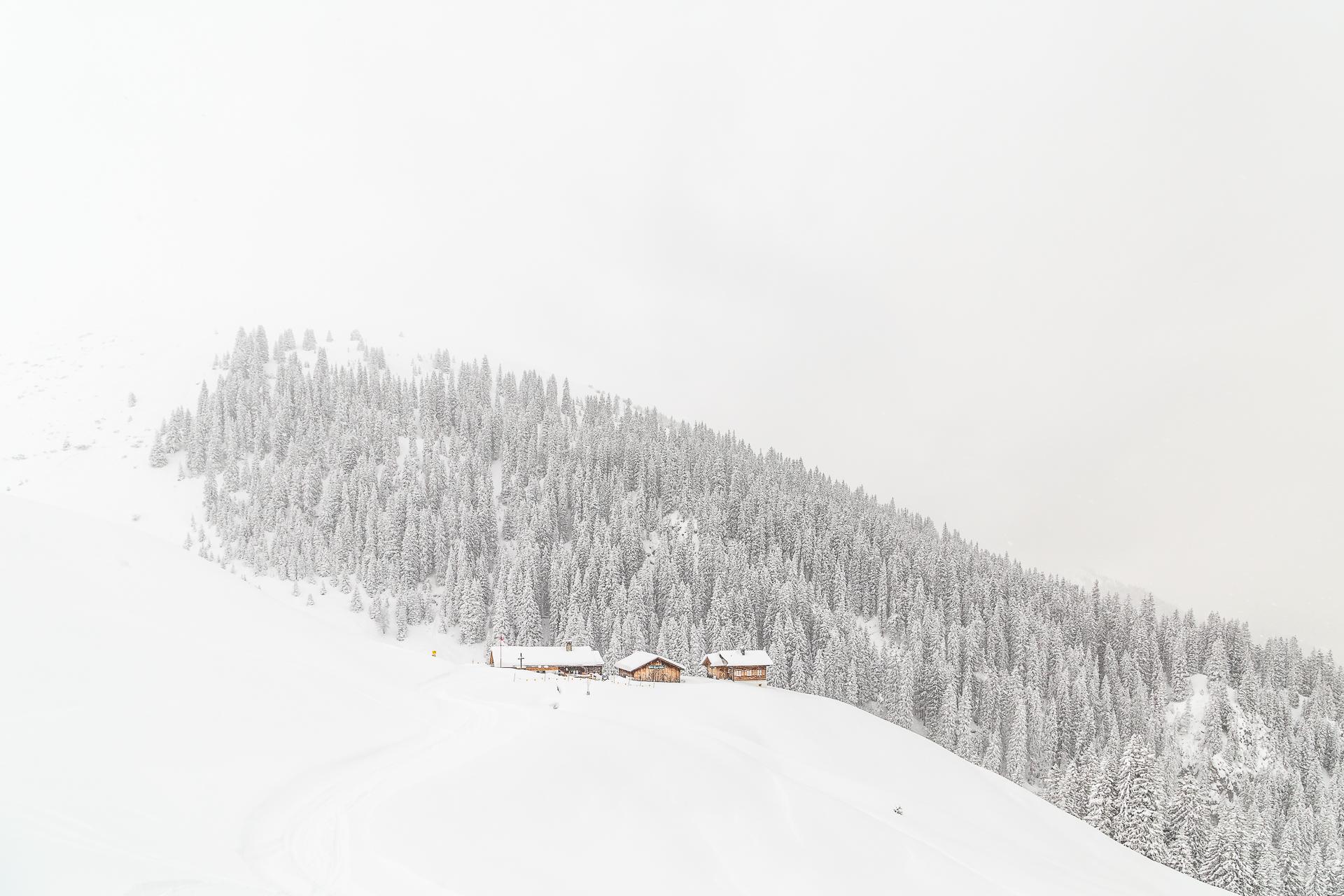 Skigebiet-Gargellen-Winter