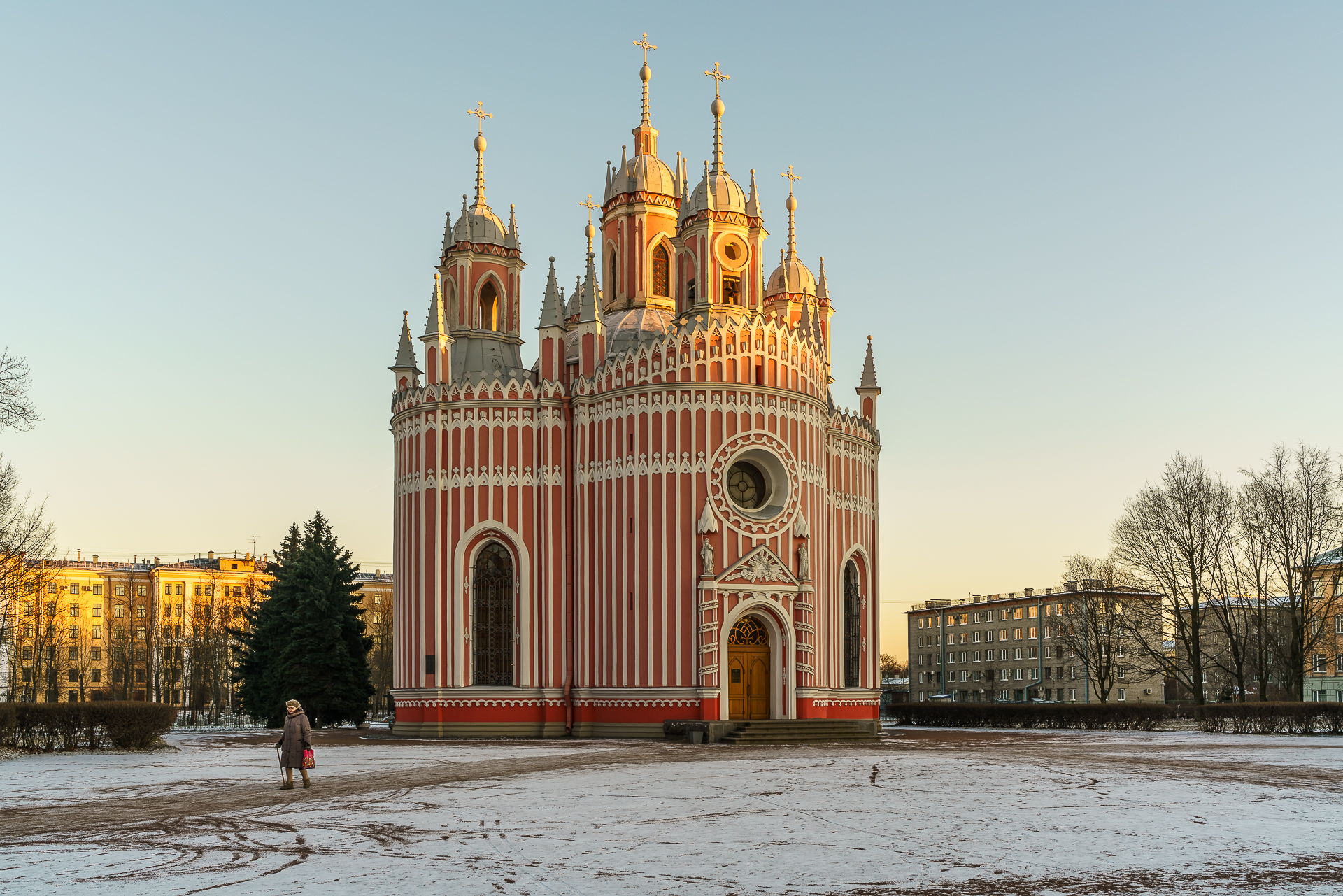 Tschesme-Kirche