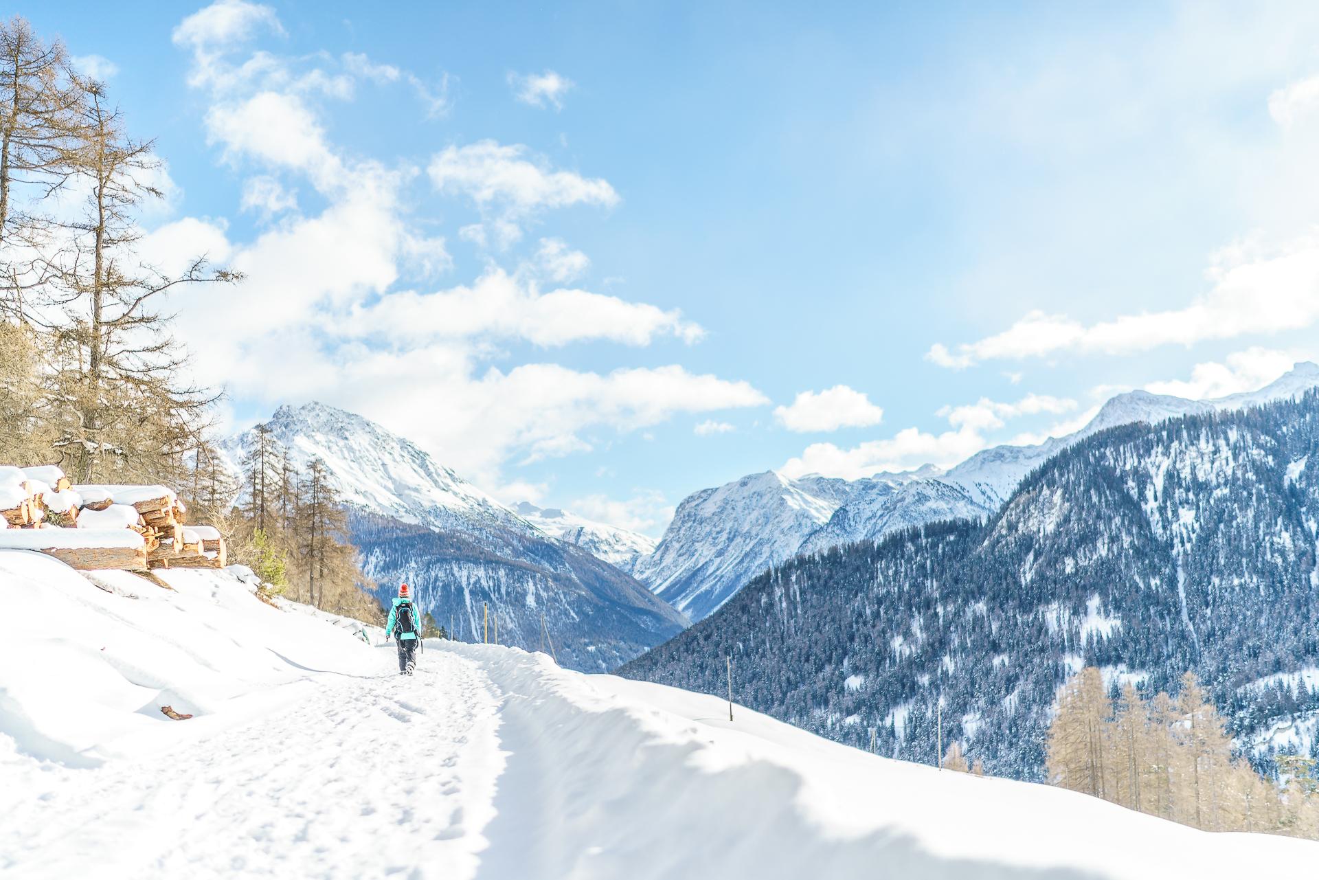 Val-Sinestra-Wanderung