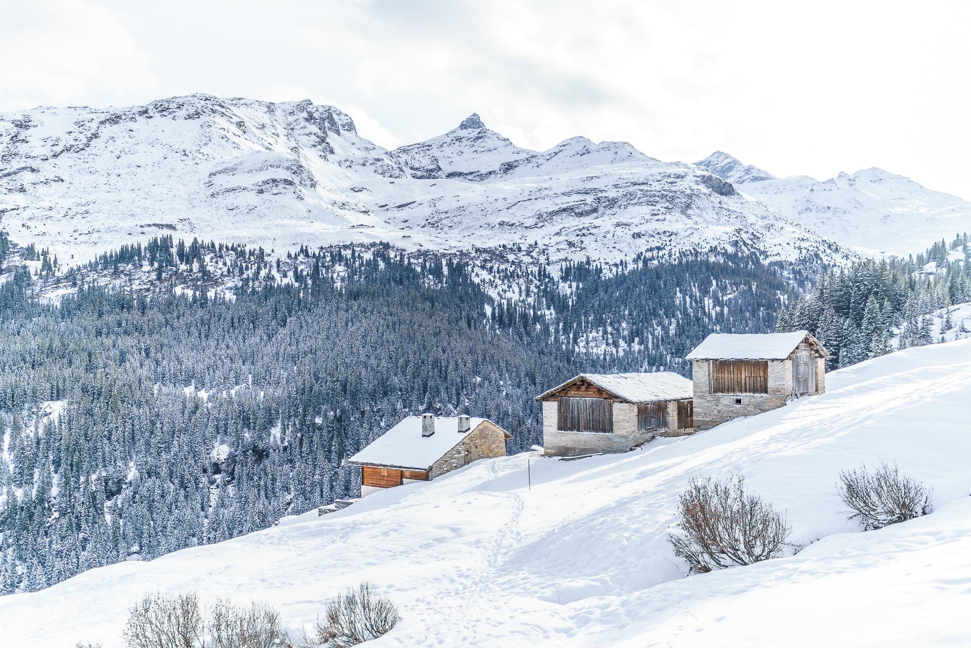 Vals-Winterwandern