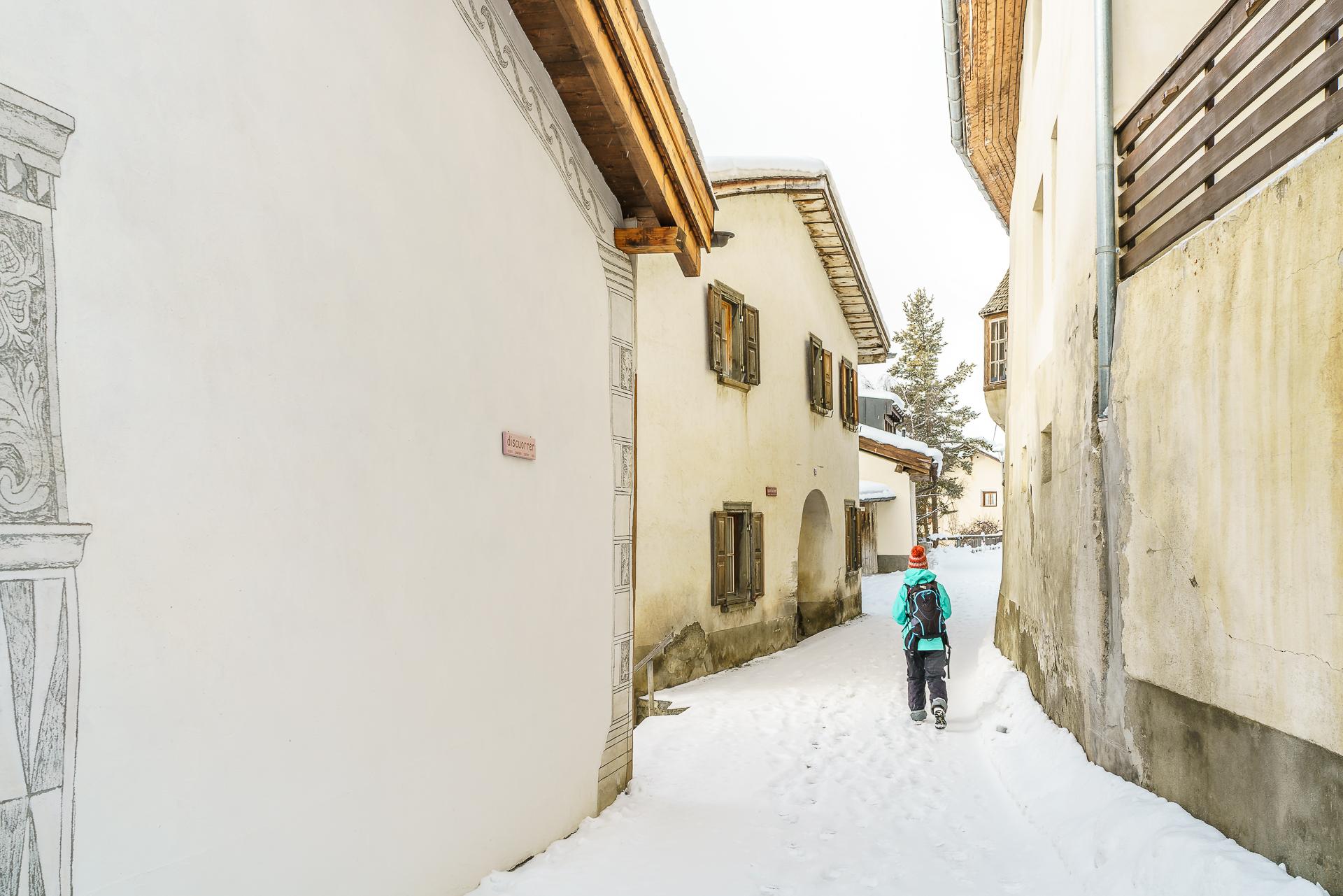 Vna-Unterengadin-Dorf