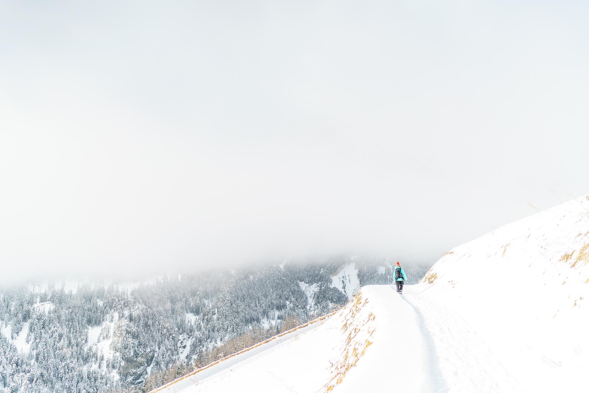 Vna-Zuort-Winterwanderung