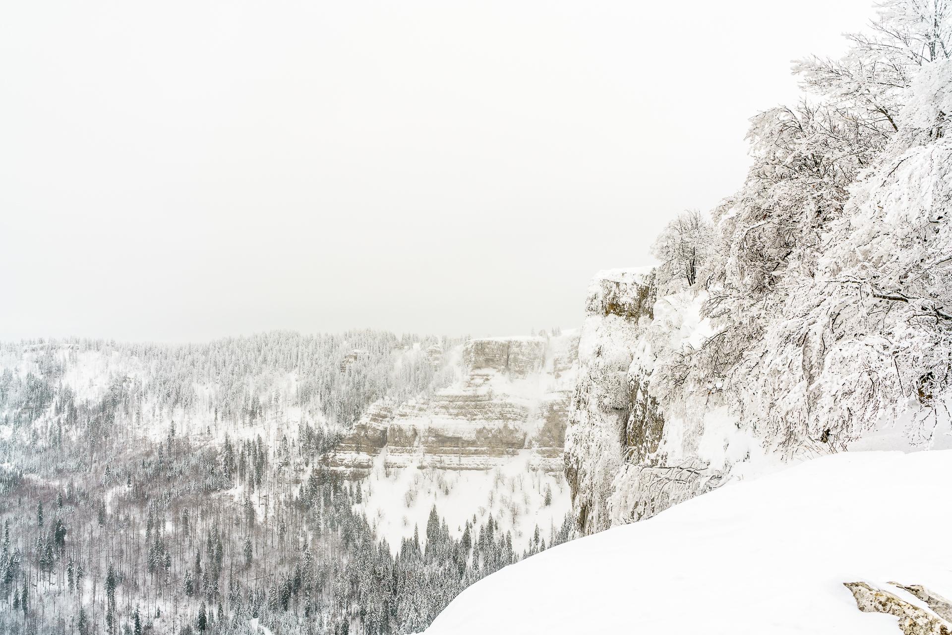 Creux-du-Van-Schneeschnuhtour