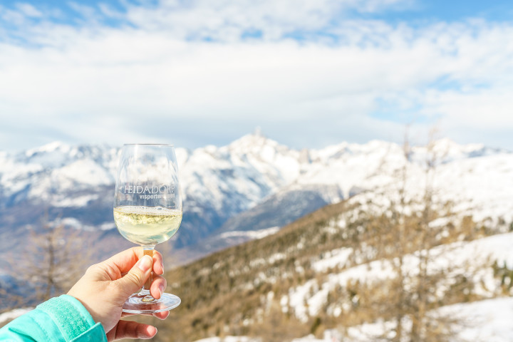 Genuss am Berg – Kulinarische Schneeschuhwanderung