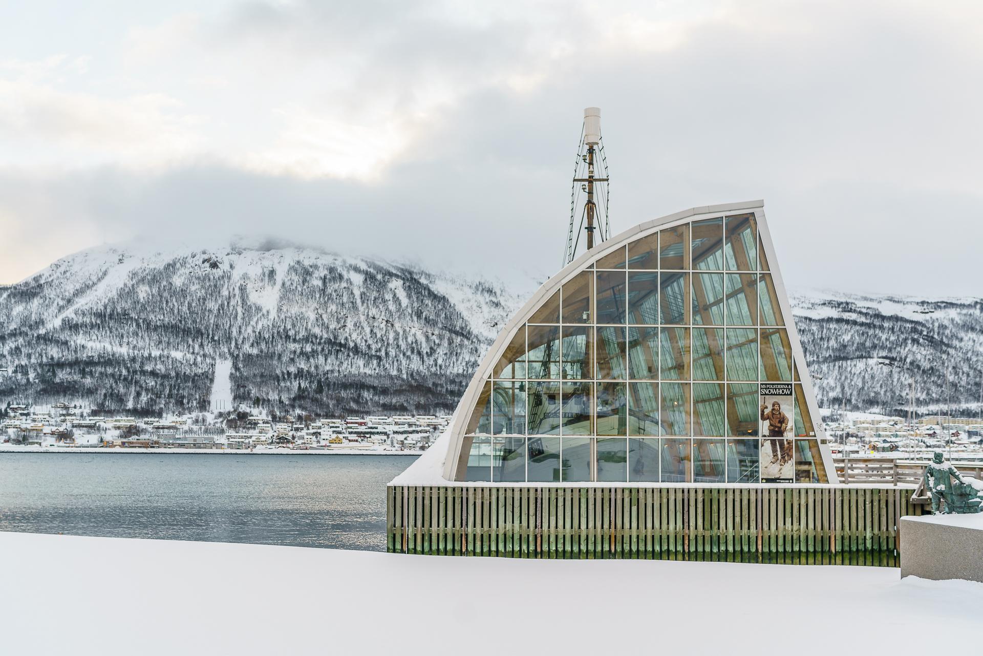 Moderne-Architektur-Tromso