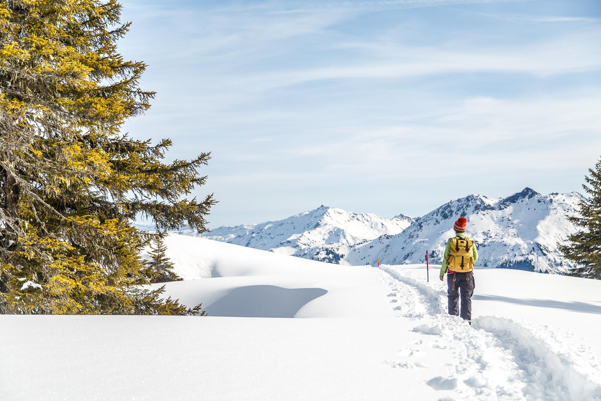 Panoramawinterwanderung-Glarnerland