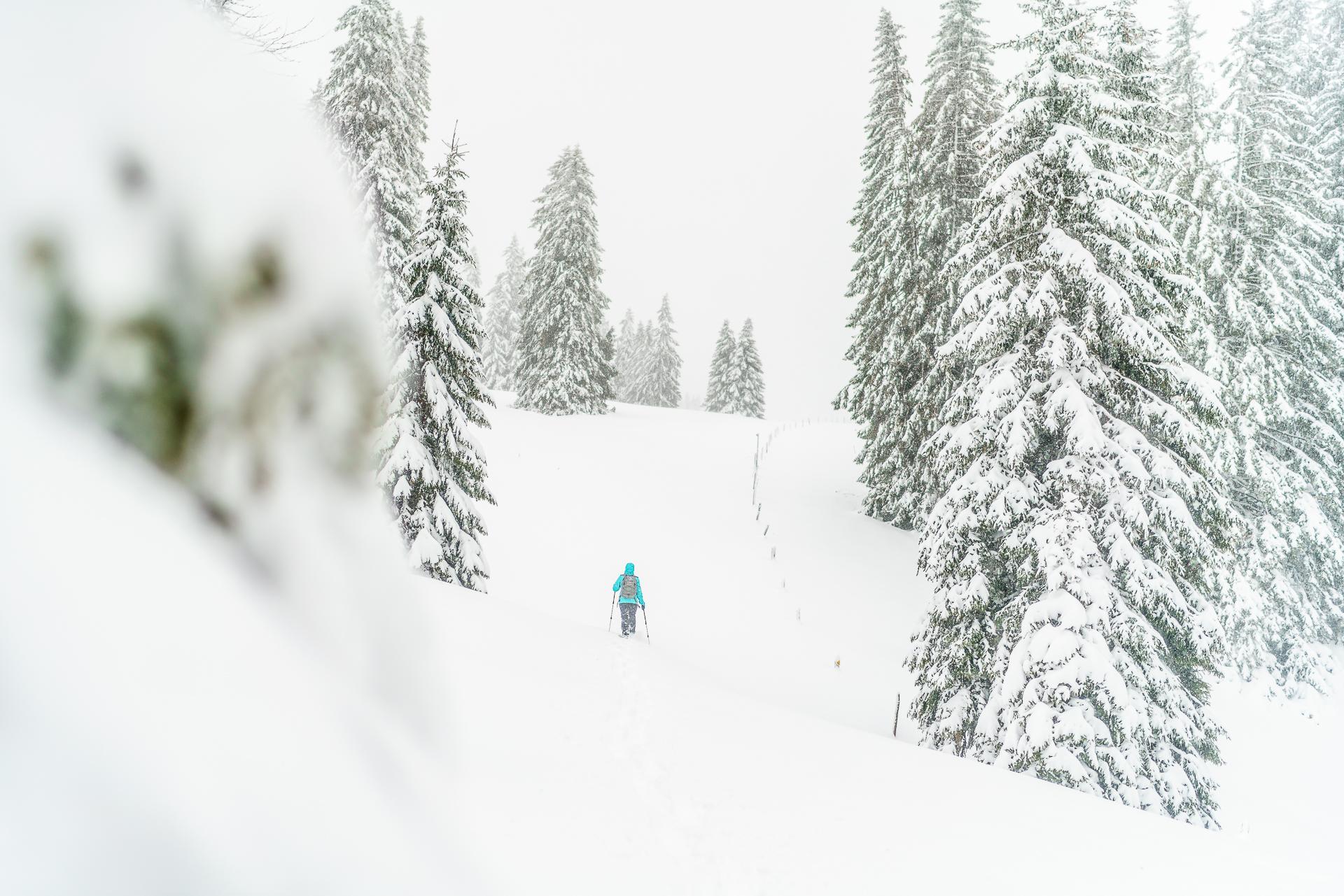 Schneeschuhtour-Creux-du-Van-Noiraigue