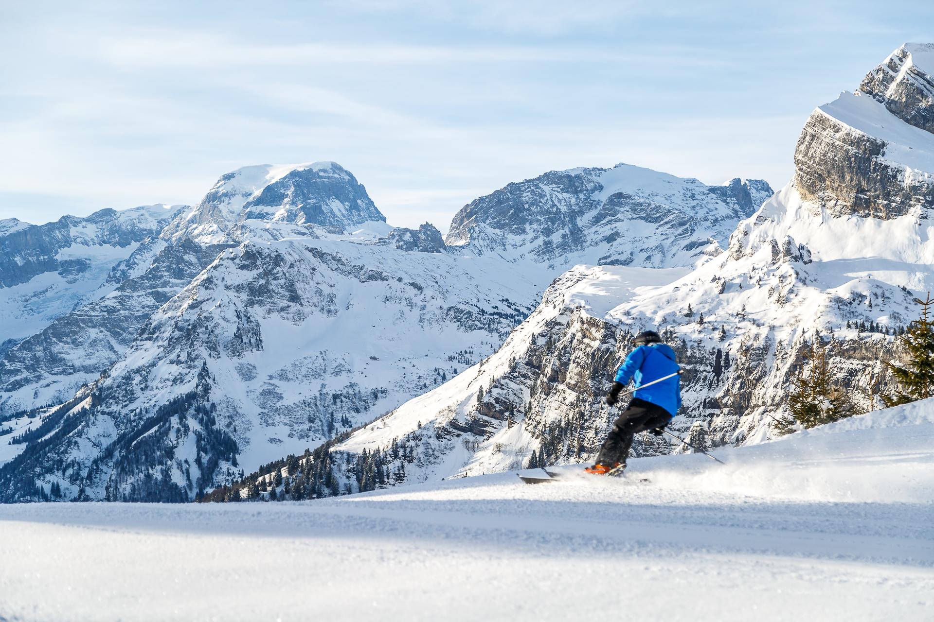 Skigebiet-Braunwald