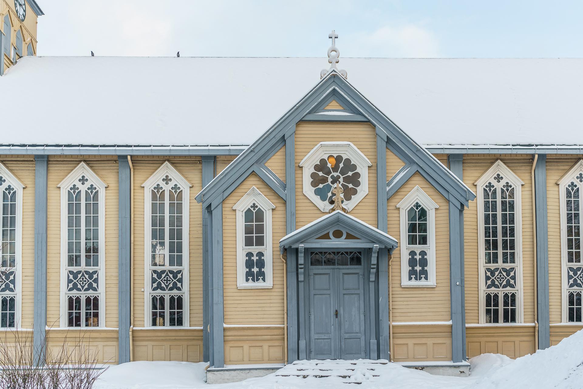 Tromso-Domkirke