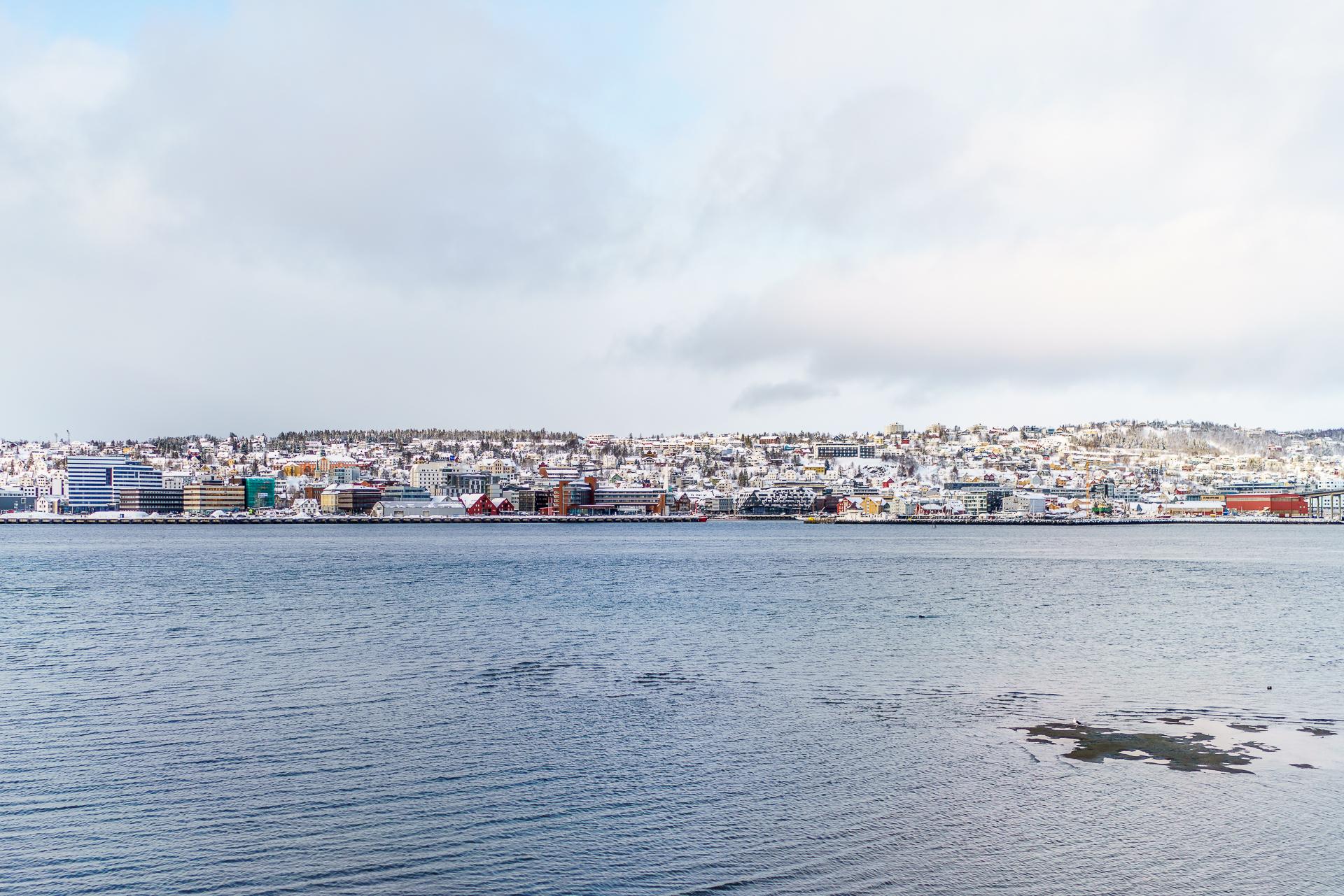 Tromso-Skyline