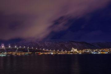 Tromsø im Winter - 24h in der Stadt am Eismeer