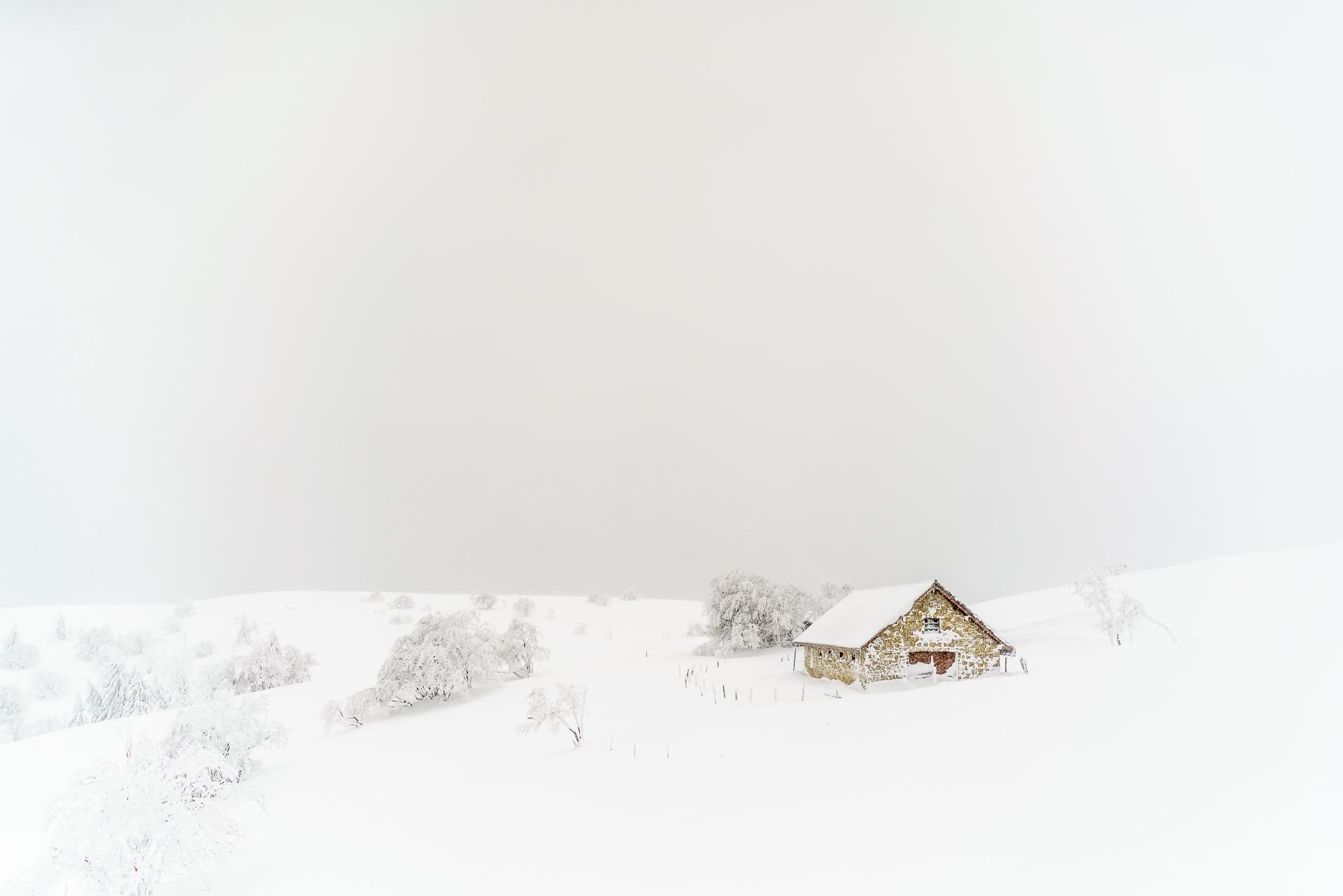 Schneeschuhtour-Jura