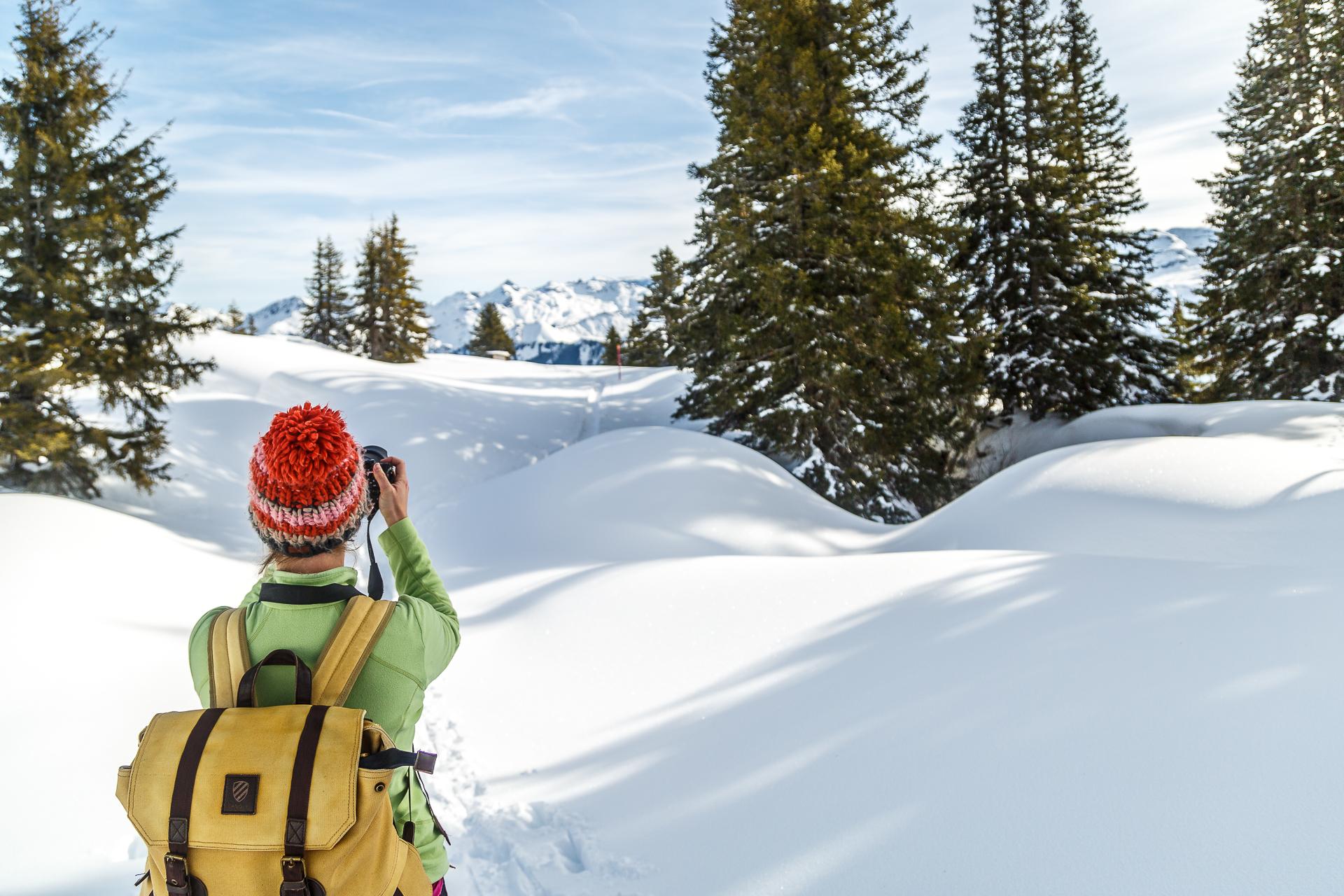 Winterwandern-Braunwald