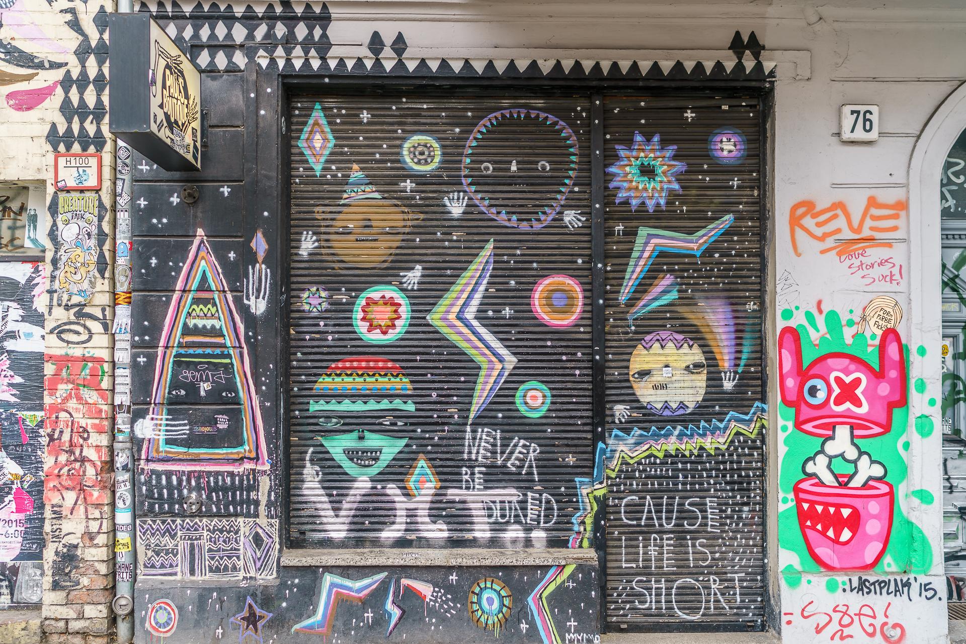 Berlin-Murals