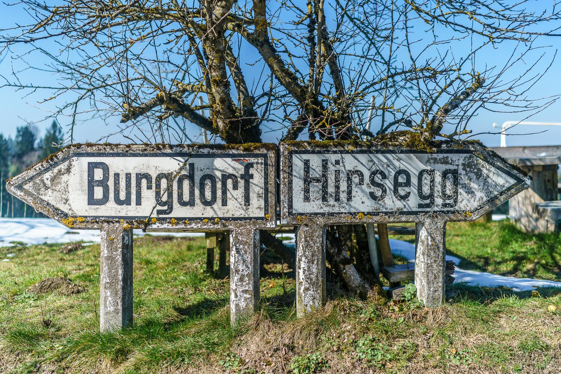 Burgdorf-Hinteregg