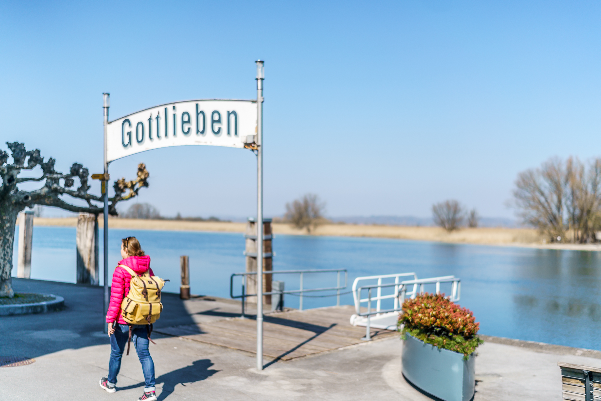 Gottlieben-Schifflaendte