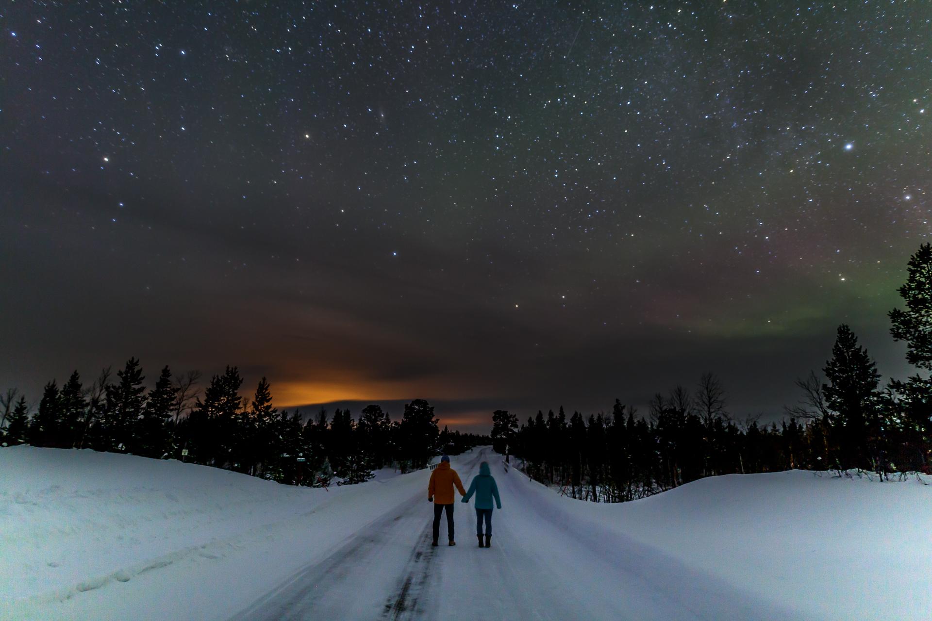 Kaamanen-Finnland