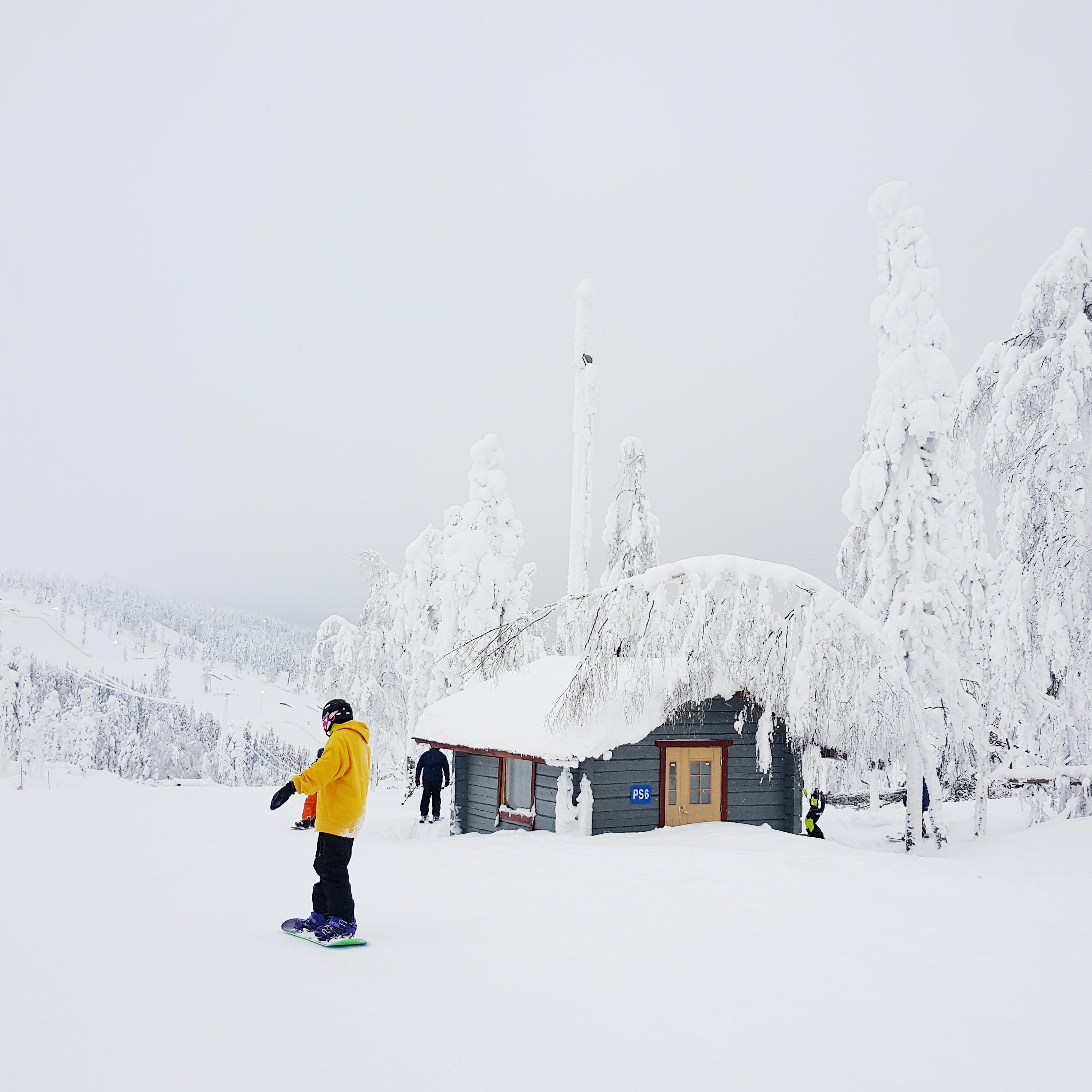 Levi-Snowboaerden