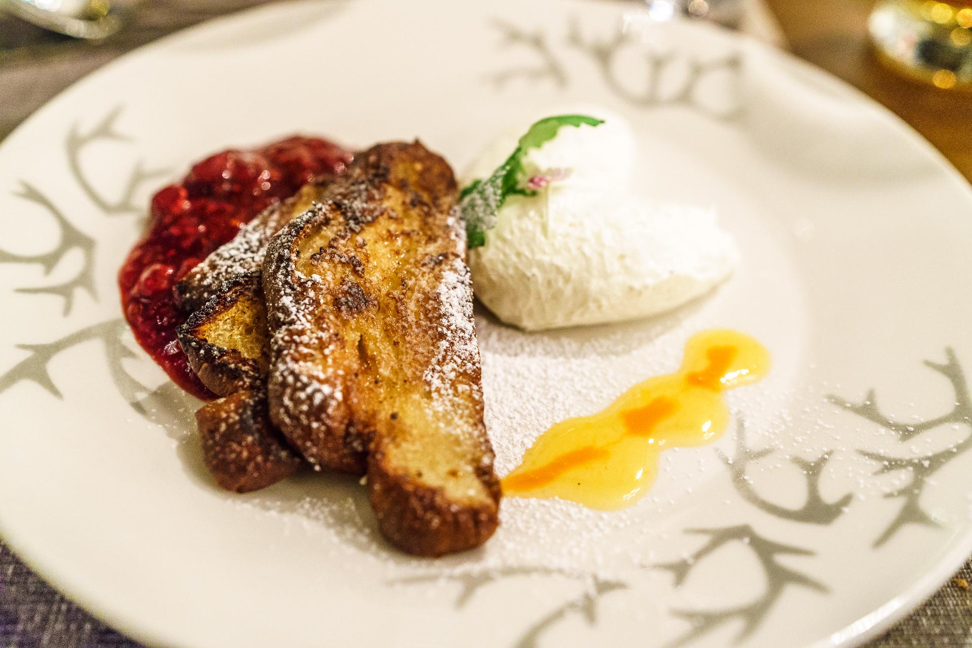 Pirkon-Pirtti-Saariselkae-Restaurant-Dessert