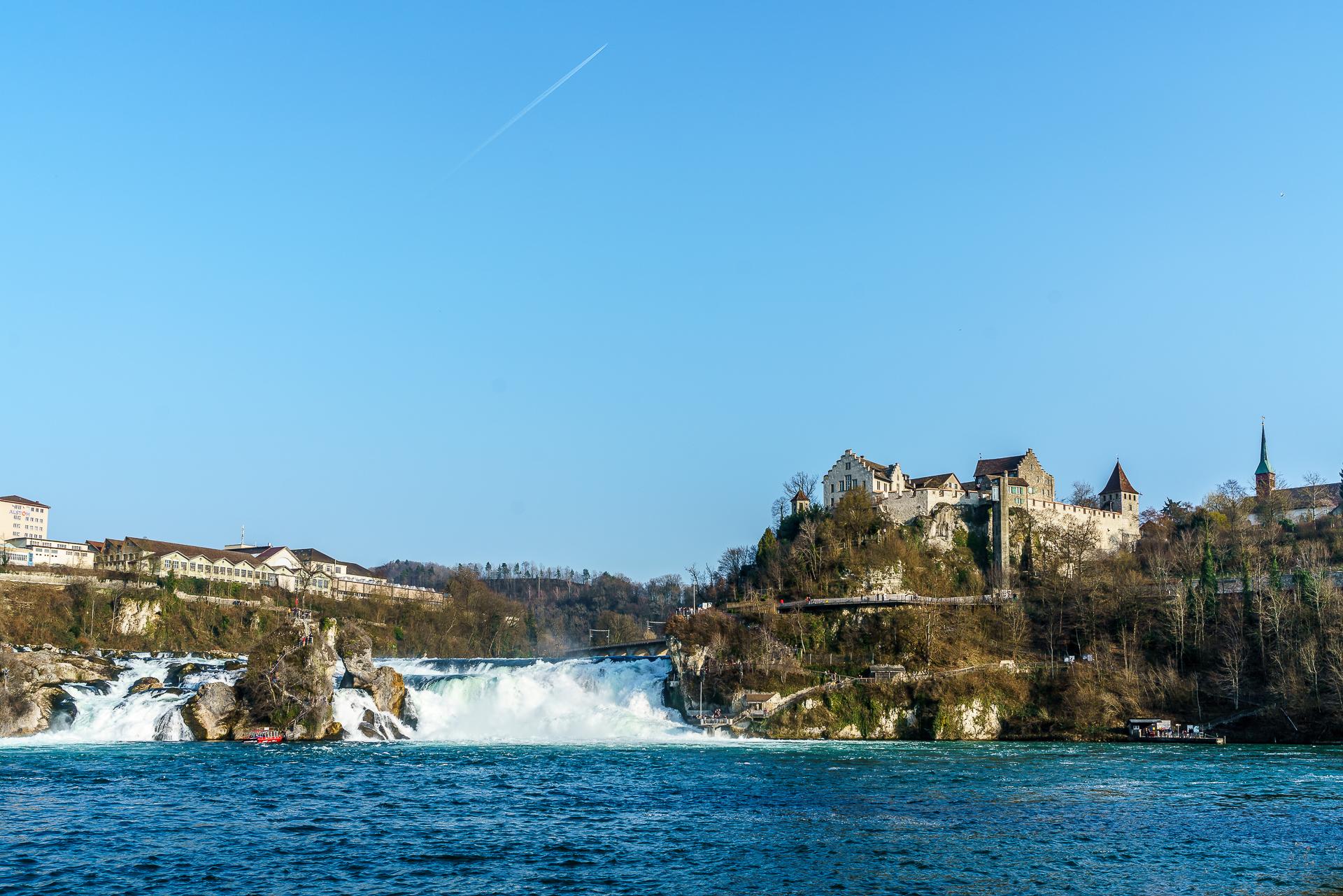 Rheinfall-Panorama