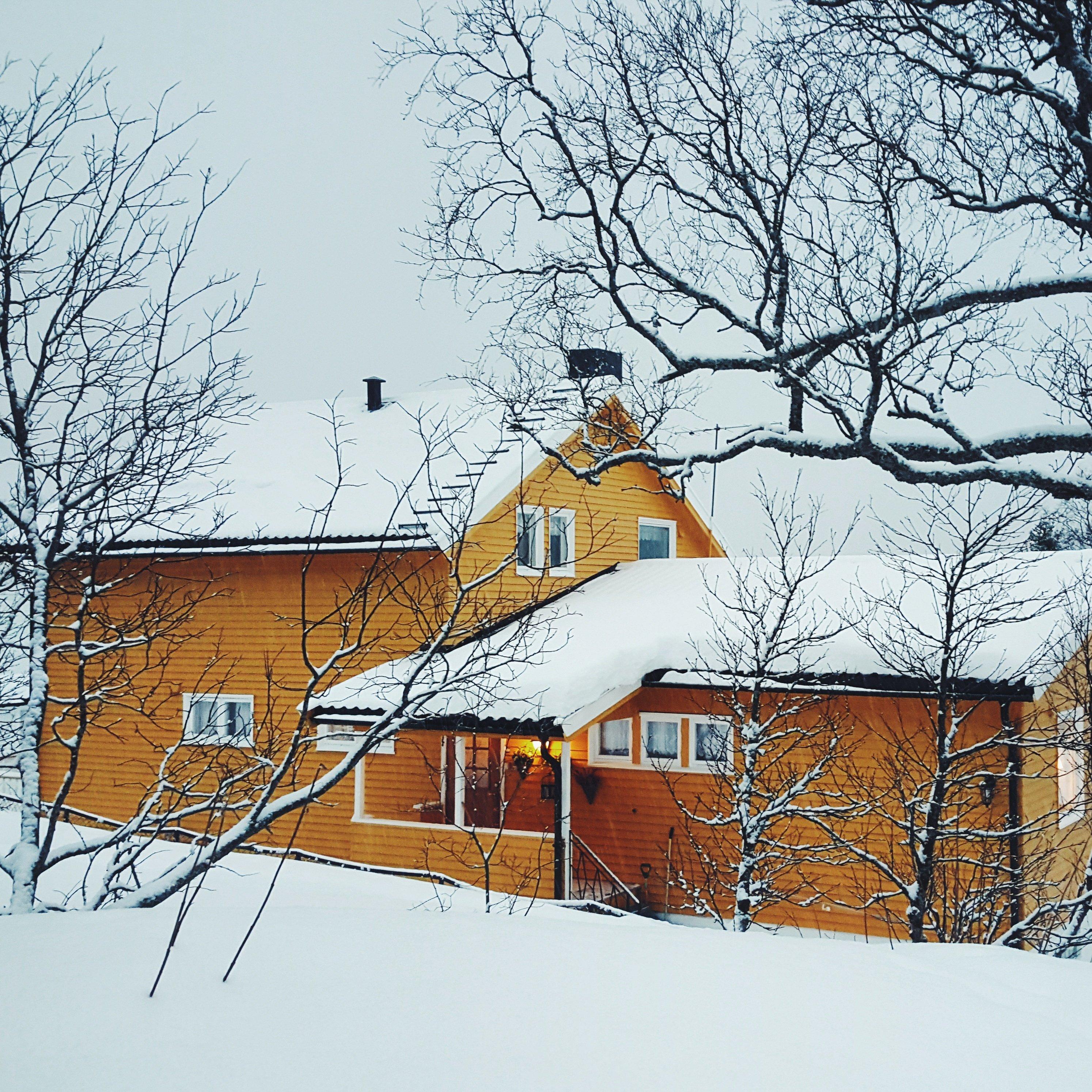 Tromsoe-Huette