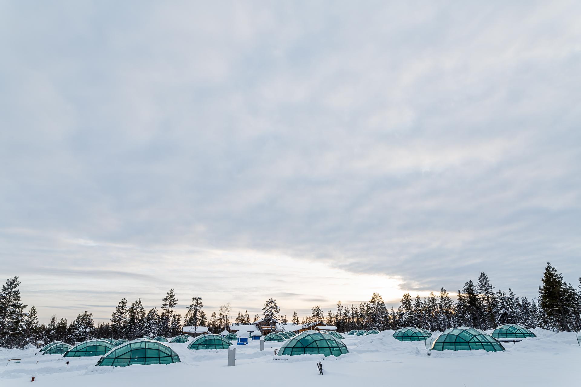kakslauttanen-Arctic-Resort-Glasiglus