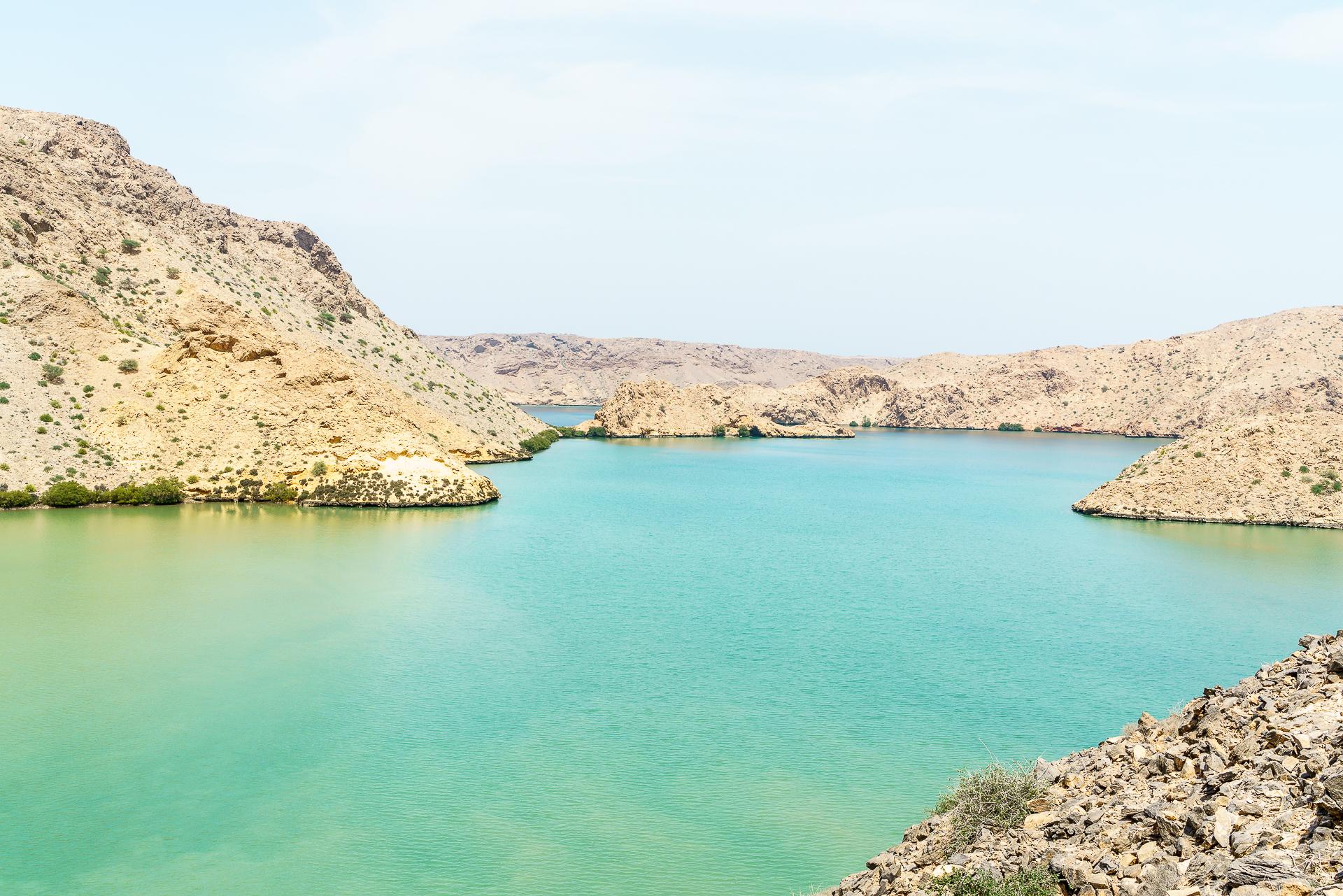 Al-Khiran-Bucht