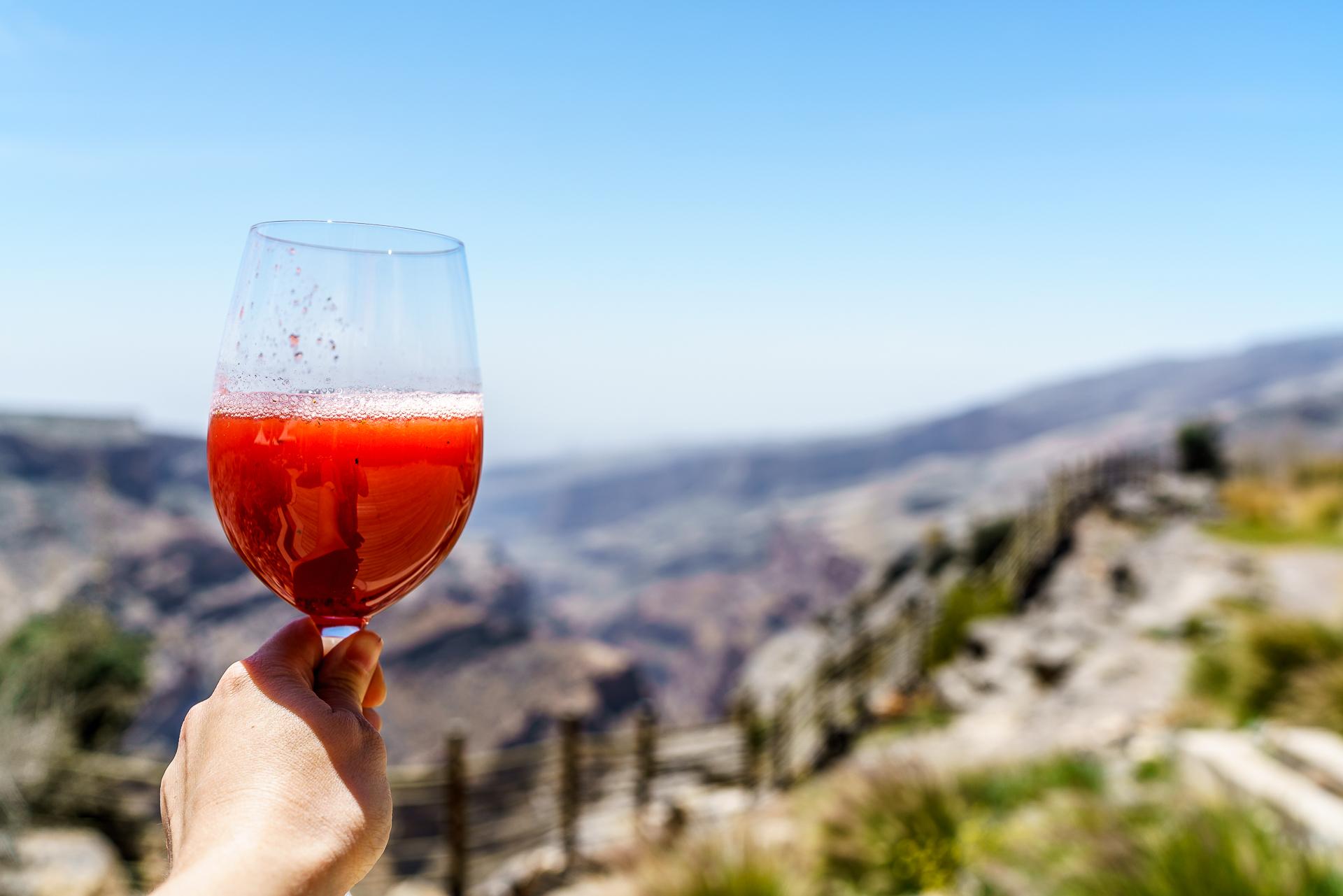 Alila-Jabal-Akhdar-Drink