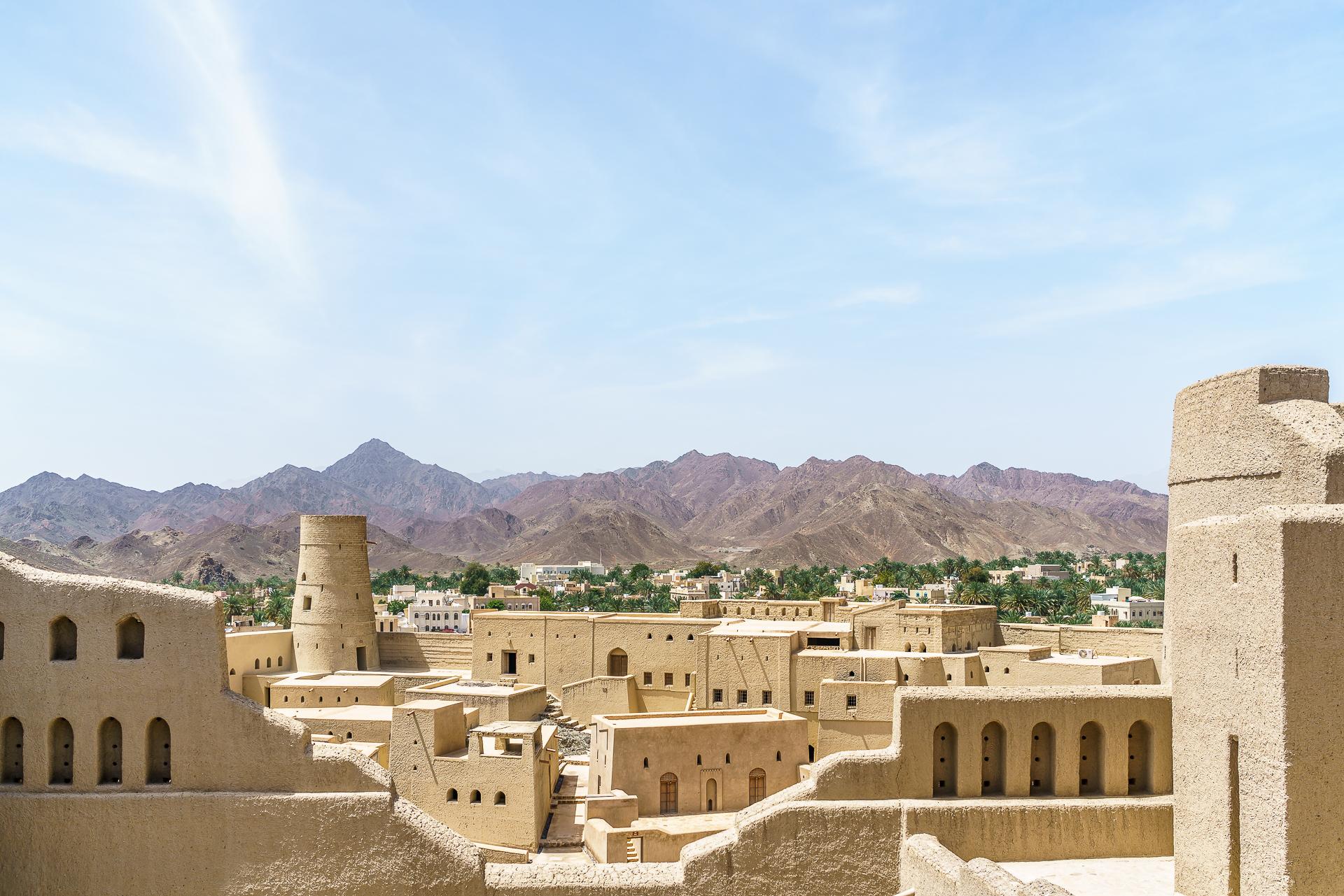 Bahla Oman  city photo : Bahla Fort Oman