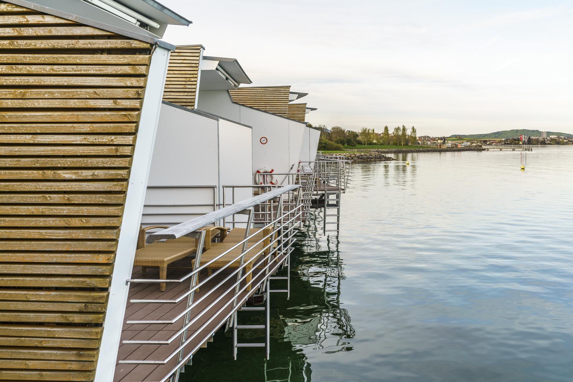 Hotel-Palafitte-Lakeside-Bungalow-Neuenburgersee