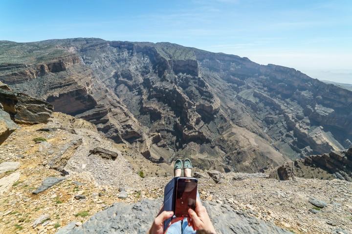 InstaTrip – Oman im Quadrat