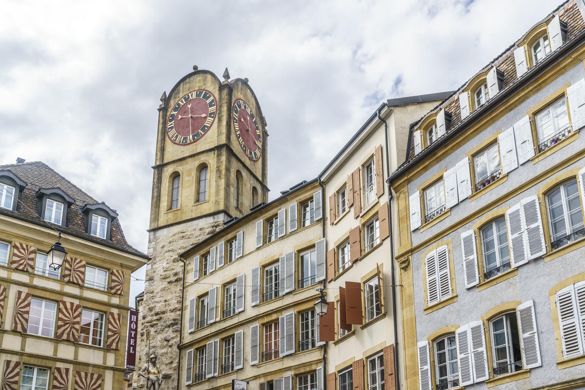 La-Fontaine-du-Banneret-Neuenburg