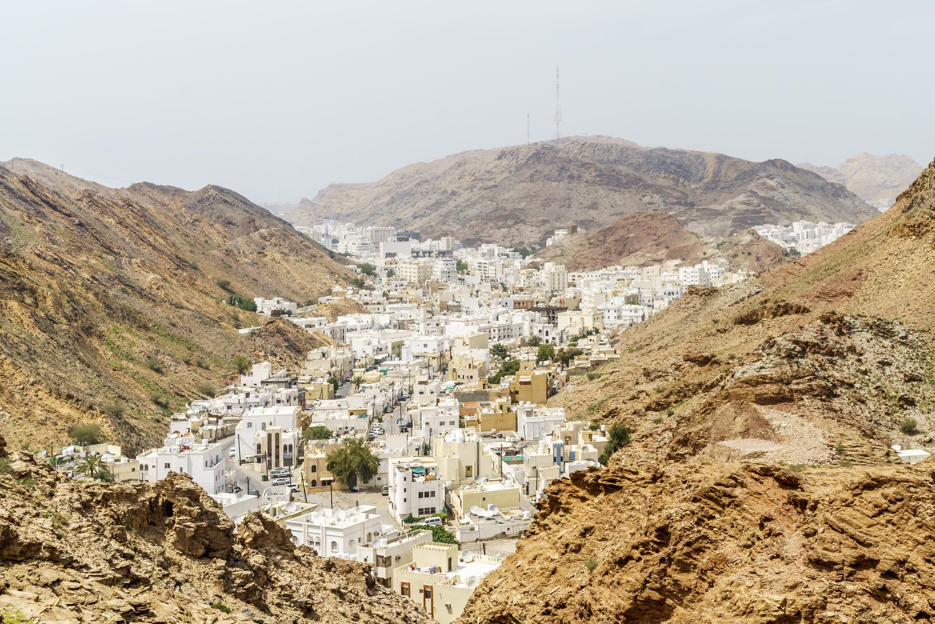 Ruwi-Muscat-Yiti-Street